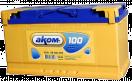 Аккумулятор АКОМ  6СТ - 100 ЕВРО