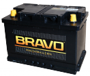 Аккумулятор АКОМ  6СТ - 74  Bravo Евро