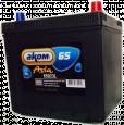 Аккумулятор АКОМ-ASIA  65 D23 L
