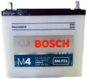 BOSCH FRESH PACK M4 F51 12V/24 А/ч