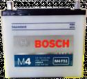 Аккумулятор BOSCH FRESH PACK M4 F51 12V/24 А/ч
