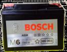 Аккумулятор BOSCH M6 003 12V/3 А/ч AGM Y 12