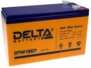 Аккумулятор DTM1207