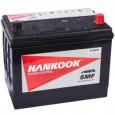 Аккумулятор HANKOOK 6СТ-72 R+ (90D26L) япон.ст./бортик