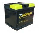 Аккумулятор Moratti 60 о/п (кубик)