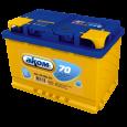 Аккумулятор АКОМ  6СТ - 70 евро