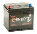 Аккумулятор Smart ELEMENT Asia 6СТ - 65 (70D23L)