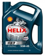 Моторное масло SHELL HELIX HX 7, 10W40, 4л.,