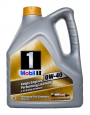 Моторное масло Mobil 1 New Life 0W40 4л.